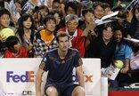 """""""Rakuten Japan Open"""" turnyras:..."""