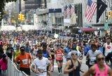 Niujorko maratoną įveikė ir 17 lietuvių
