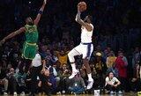 """""""Lakers"""" dramatiškoje kovoje palaužė """"Celtics"""""""