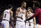 """""""Cavaliers"""" išsiuntė R.Hoodą į Portlandą"""