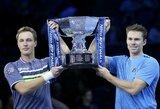 Paaiškėjo kiti Lietuvos vyrų teniso rinktinės varžovai Daviso taurėje