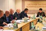 Olimpiniai metai įtempti, bet augimas planuojamas