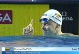 Istorinė pergalė: D.Rapšys pirmą kartą triumfavo Čempionų lygoje!