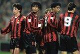 """Istorija grįžta: """"Real"""" klubo pažeminimas Milane"""