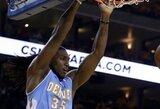 """""""Spurs"""" patyrė nesėkmę Denveryje (rezultatai)"""