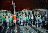 Į Buenos Aires atvykę sportininkai įsikūrė olimpiniame kaimelyje