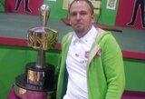 D.Labanauskas – pasaulio smiginio taurės turnyro pusfinalyje