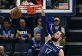 NBA krepšininkai nuo COVID-19 viruso bus tiriami kas antrą dieną