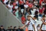 """Portugalijos gigantai nelaimėjo, o """"Premier"""" lygos klubai šventė pergales"""