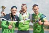 Baidarininkai ir kanojininkai varžėsi dėl Lietuvos taurės