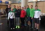 Pirmąją Universiados dieną Lietuvos plaukikai į pusfinalį nepateko