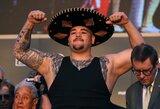 """Svėrimų laiką sumaišęs A.Ruizas paaiškino svorio padidėjimą ir atskleidė savo norus: """"Norėčiau būti šiek tiek sunkesnis"""""""