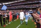 """Ar """"Man City"""" kitos savaitės rungtynėse pagerbs """"Liverpool""""?"""