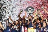 """""""Monaco"""" nukarūnavo PSG ir po 17 metų tapo Prancūzijos čempionais"""