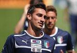 """D.Astori pratęsė sutartį su """"Cagliari"""""""