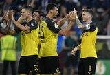 """""""DFB Pokal"""" taurės šešioliktfinalyje – """"Borussia"""" išvykoje susitvarkė su """"Uerdingen"""""""