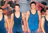 Tarptautiniame graikų-romėnų imtynių turnyre Kaliningrade - net 6 lietuvių aukso medaliai