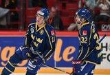 Švedai triumfavo trečiajame Euroturo etape, rusai paskutinę sekundę paleido pergalę iš rankų