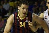 """Be K.Lavrinovičiaus žaidusi Valensijos komanda pusfinalio starte nepasipriešino """"Barcelona"""" ekipai"""