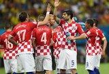 Kroatija sutriuškino Kamerūną ir išsiuntė jį namo