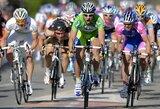 Šeštajame dviračių lenktynių Airijoje etape G.Bagdonas užėmė 10-ąją vietą