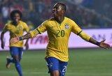 Oficialu: Robinho karjerą pratęs Kinijoje
