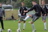 Pagirtinai kovojusi Lietuvos jaunimo rinktinė tik rungtynių pabaigoje nusileido anglams