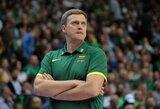 D.Adomaitis apie: natūralizuotus žaidėjus Lietuvos rinktinėje, T.Pačėso komentarus ir FIBA atranką