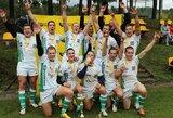 """""""Baltrex-Šiauliai"""" regbio trileryje įveikė lenkus ir tapo Čempionų taurės grupės nugalėtojais"""