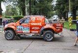 Dakaro ralis: B.Vanagas tapo greičiausiu lietuviu, maratoninį etapą laimėjo S.Peterhanselis