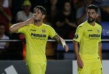 """A.Pato prisiminė įvarčių skonį ir padėjo """"Villarreal"""" klubui laimėti"""