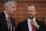 """E.Woodwardas: """"Manchester United"""" gali uždirbti pinigus net nepasiekdami gerų rezultatų aikštėje"""""""