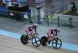 Pasaulio jaunimo dviračių treko čempionate A.Pikūnaitė – 12-a