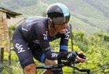 Pasaulio plento dviračių čempionate R.Navardauskas pranoko G.Bagdoną, auksą iškovojo baltarusis