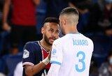 """A.Villasas-Boasas perspėjo Neymarą: """"Jis žino, ką reiškia nepagrįsti kaltinimai"""""""
