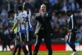 """R.Benitezas sutiko likti """"Newcastle""""  klube"""