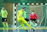 "Keturioliktasis ""Futsal A lygos"" turas – įtampa auga, intriga išlieka"