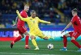 Lietuvius užtikrintai įveikusi Ukraina – viena koja Europos čempionate