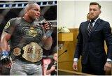 Rimti pokyčiai UFC reitinge: naujas absoliutus lyderis ir C.McGregoro nuosmukis