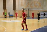 """D.Kančelskis: """"Mus pačius nustebino, kiek žmonių palaikė """"Šiaulių"""" futsal komandą"""""""