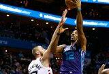 Tarp NBA dienos epizodų – nukentėję abu lietuviai