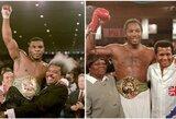 M.Tysonas įvardijo geriausią dabartinį sunkiasvorį boksininką, L.Lewisas mano, kad ir dabar dominuotų ringe