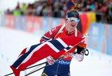 Lietuvos biatlonininkai pasaulio taurės persekiojimo lenktynėse nepasirodė