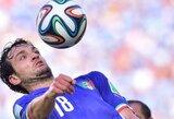 """Oficialu: """"Lazio"""" įsigijo Italijos rinktinės saugą (+ 5 perėjimai)"""