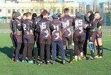Lietuvos jaunių regbio rinktinė stoja į kovą Europos čempionate