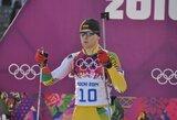 Lietuvos vyrų biatlono rinktinė pasaulio taurės etape Vokietijoje užėmė 21-ą vietą