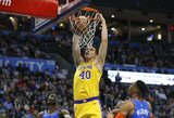 """Mainus atlikusi """"Lakers"""" atlaisvino vietą C.Anthony?"""