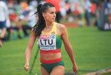 Lietuvos lengvosios atletikos čempionate – olimpinės rinktinės kandidatų antplūdis