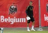 """E.Hazardas: """"Mbappe vertas """"Ballon d'Or"""" trofėjaus"""""""