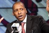 """NBA """"nuskausmino"""" """"Raptors"""" generalinį direktorių"""